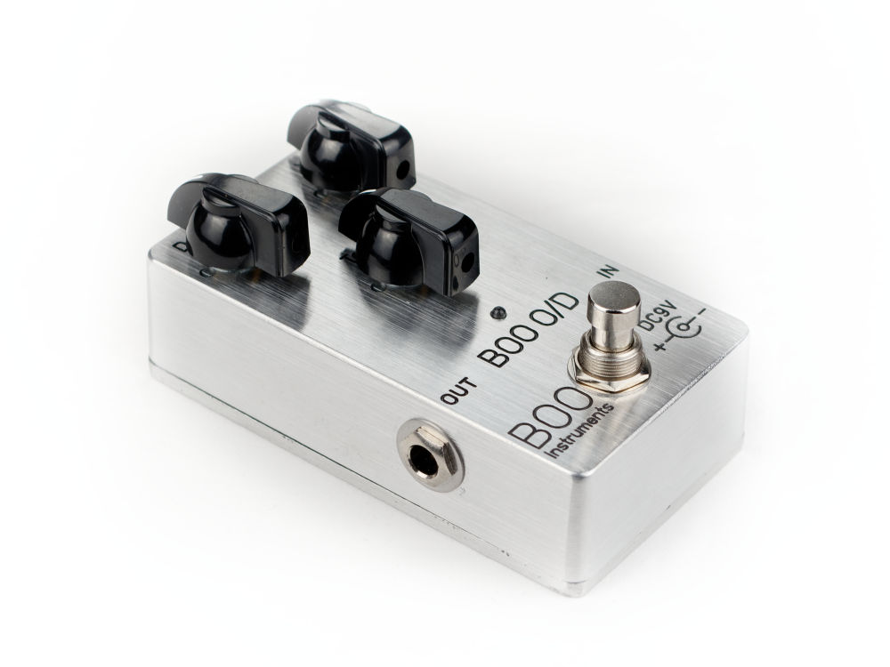 BOO OVERDRIVE – Boo Instruments